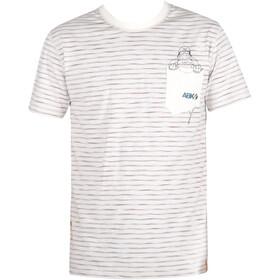 ABK Qima Koszulka Mężczyźni, cream